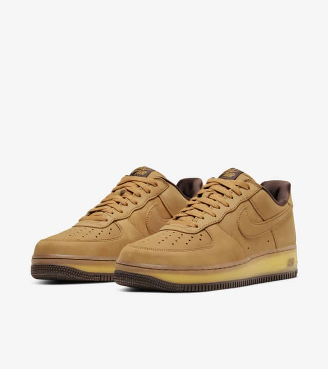 Air Force 1 Low 'Wheat Mocha' Release Date