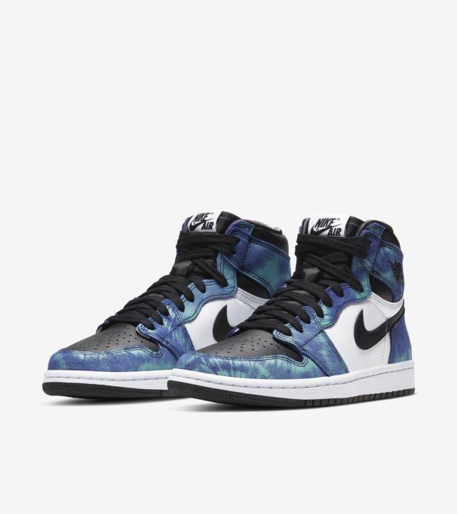 Women's Air Jordan 1 'Tie-Dye' Release Date. Nike SNEAKRS ZA