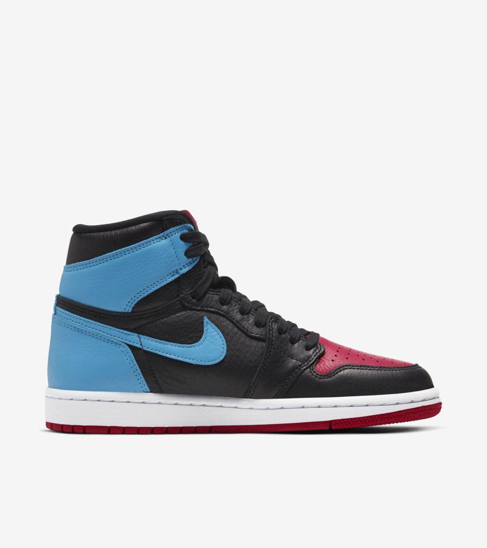 Women's Air Jordan I 'Powder Blue/Gym Red' Release Date. Nike SNKRS ID