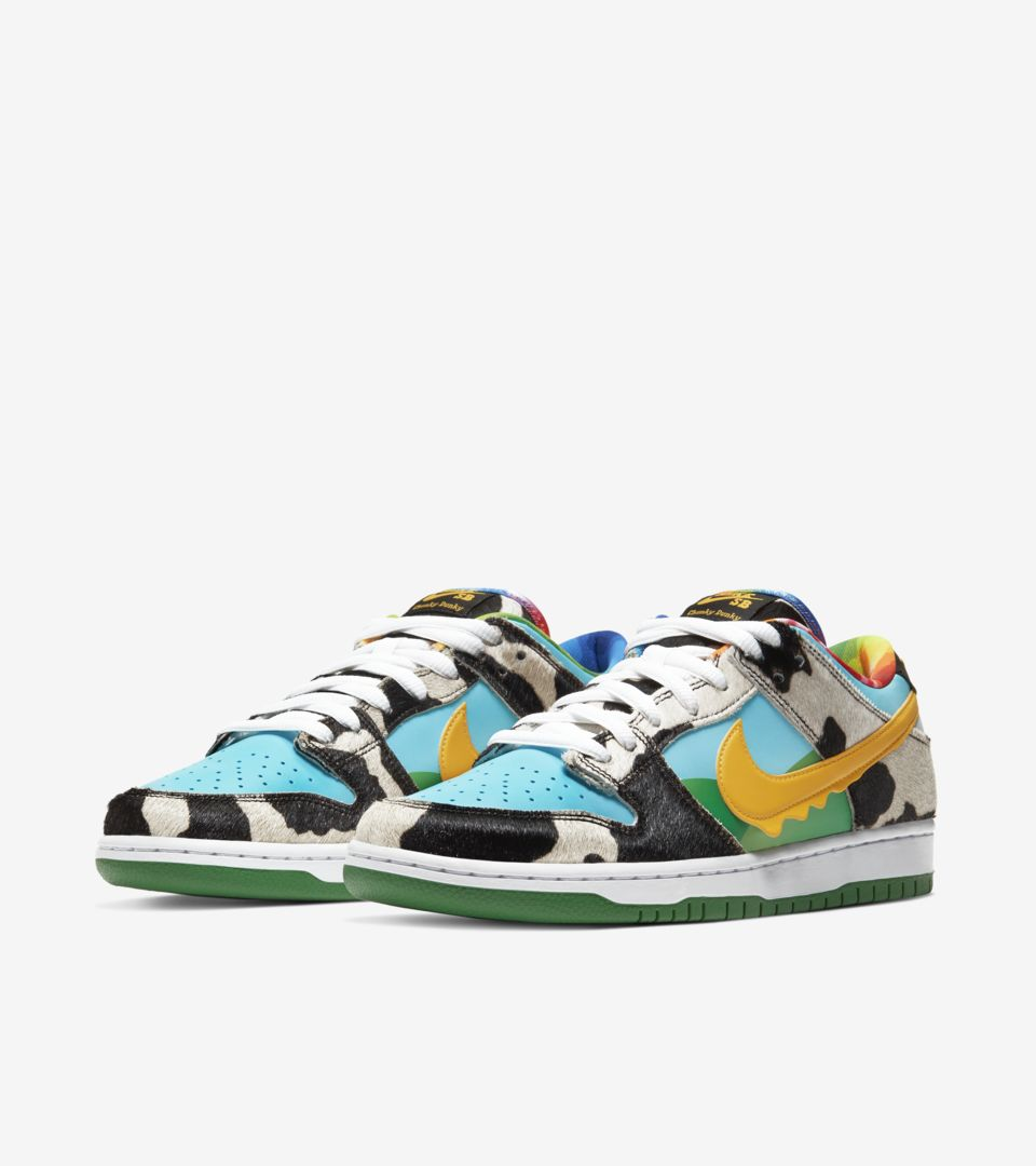 SB Dunk Low x Ben & Jerry's 'Chunky Dunky' Release Date