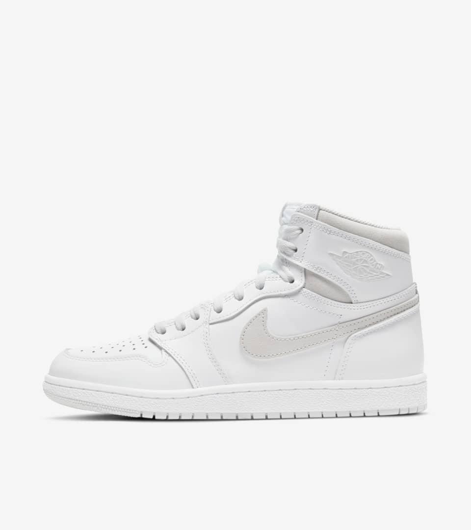 Date de sortie de la Air Jordan 1 High 85 « Neutral Grey ». Nike ...