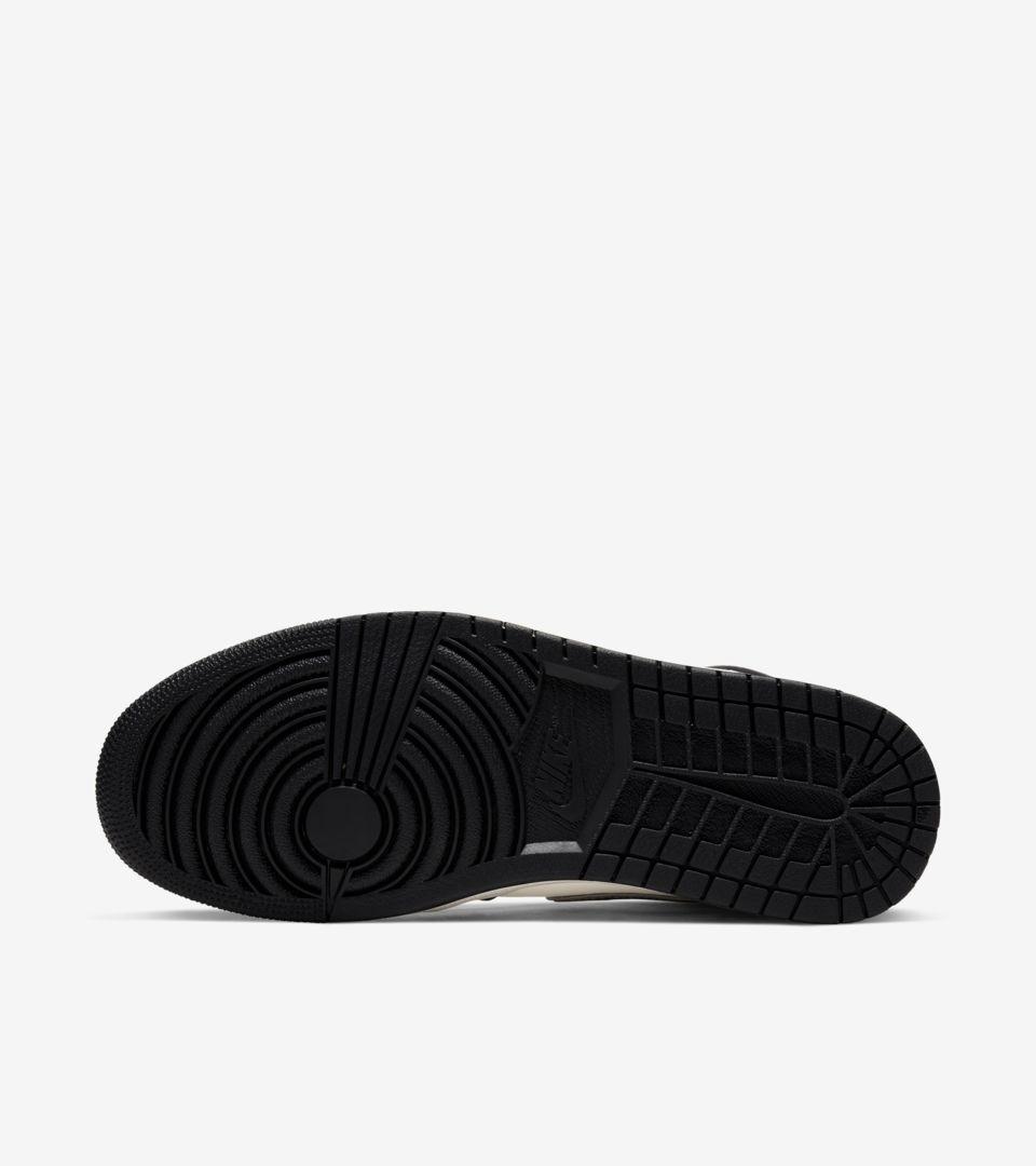 Air Jordan 1 Mid 'Black/ Smoke Grey' Release Date. Nike SNKRS MY