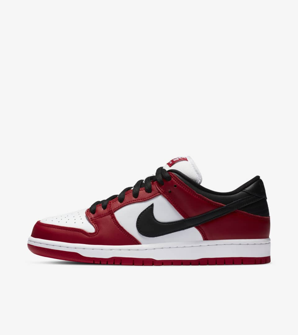 espiral Dificil Cambiable  SB Dunk Low Pro 'Chicago' Release Date. Nike SNKRS MY