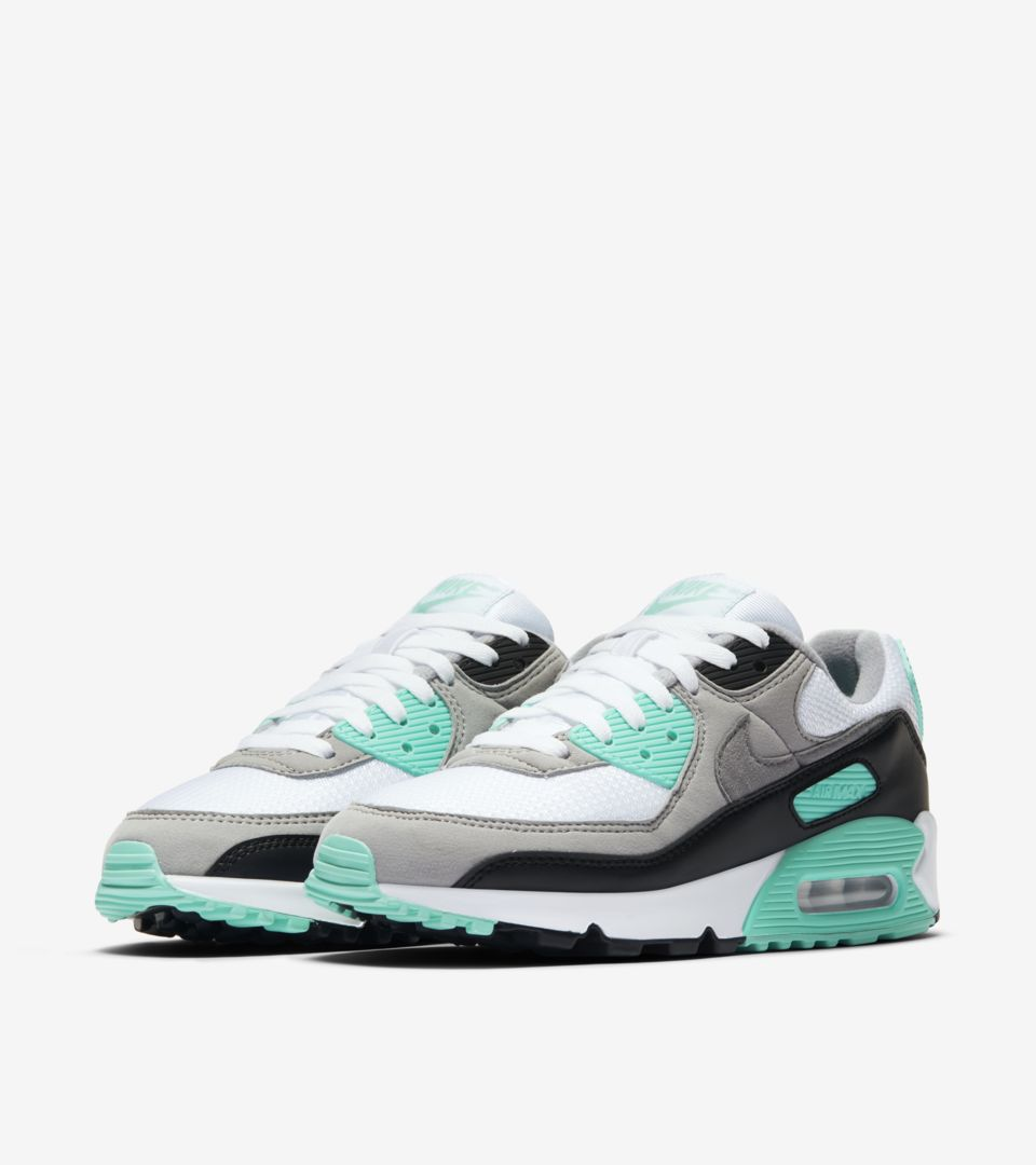 Women's Air Max 90 'Light Smoke Grey/Particle Grey' Release Date ...