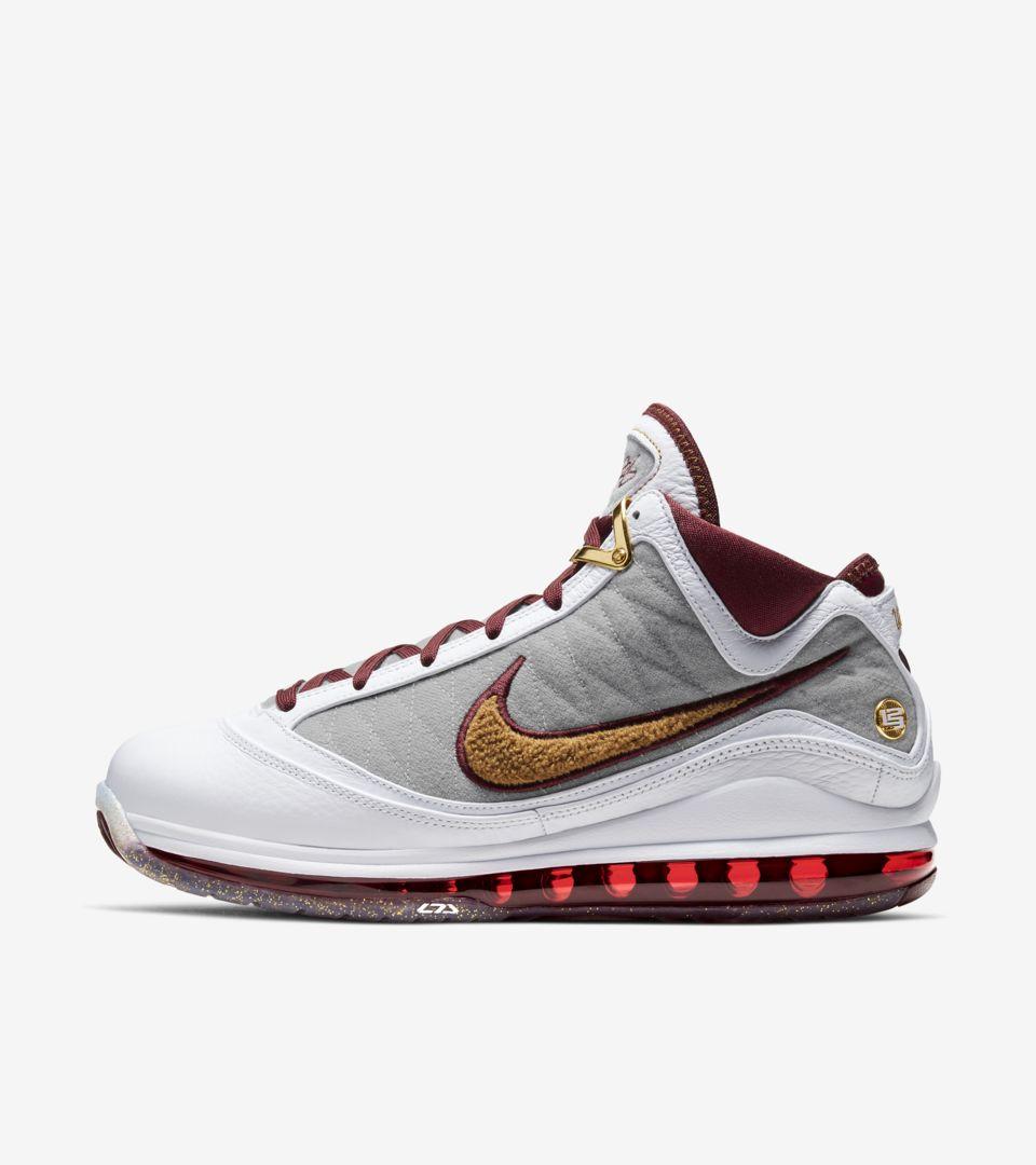 LeBron 7 'MVP' Release Date. Nike SNKRS MY