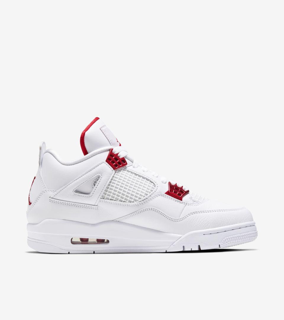 Air Jordan 4 'Red Metallic' Release Date. Nike SNKRS ZA