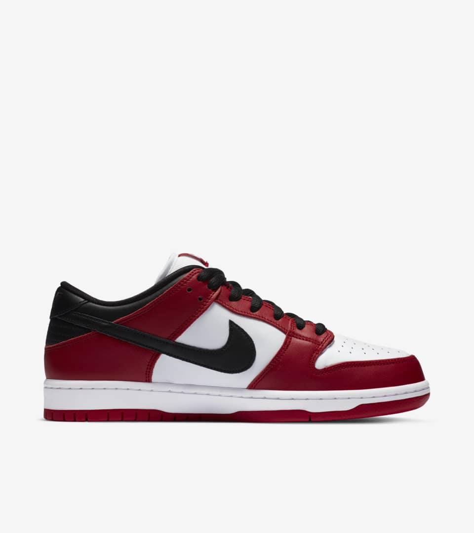 SB Dunk Low Pro 'Chicago' Release Date. Nike SNKRS GB