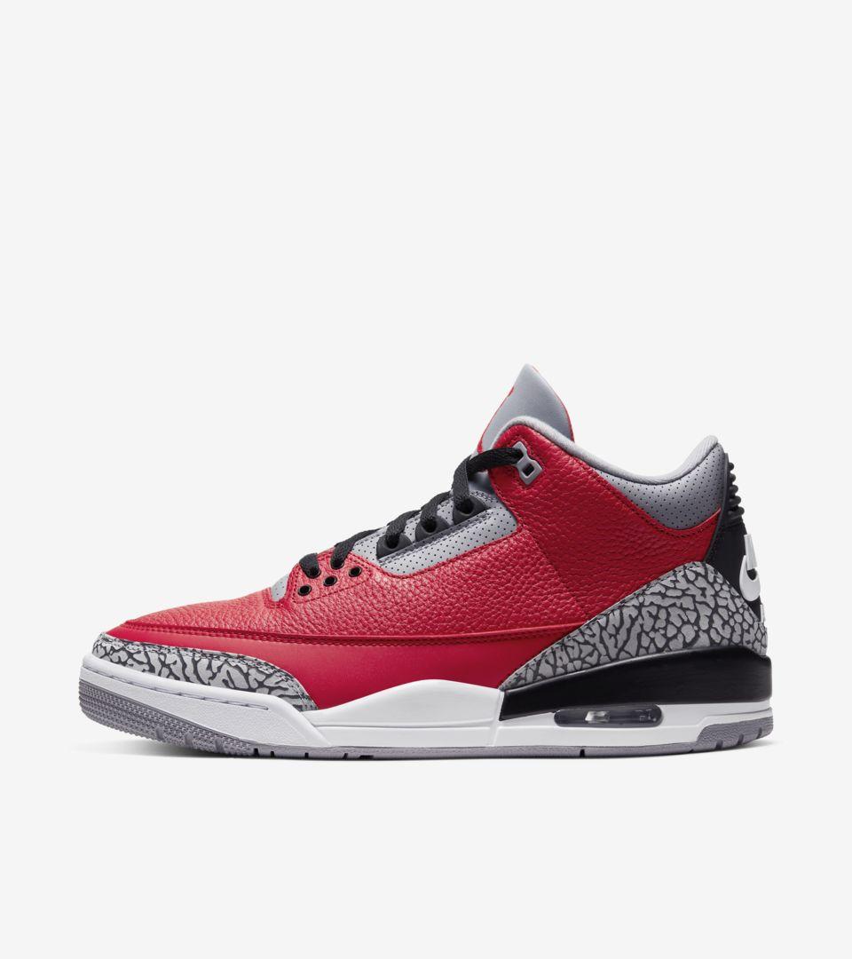 Air Jordan III 'Jordan Unite Collection' Release Date. Nike SNKRS
