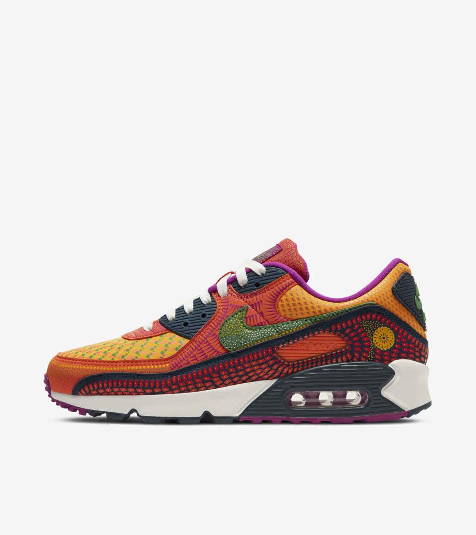Air Max 90 Dia De Muertos Release Date Nike Snkrs My
