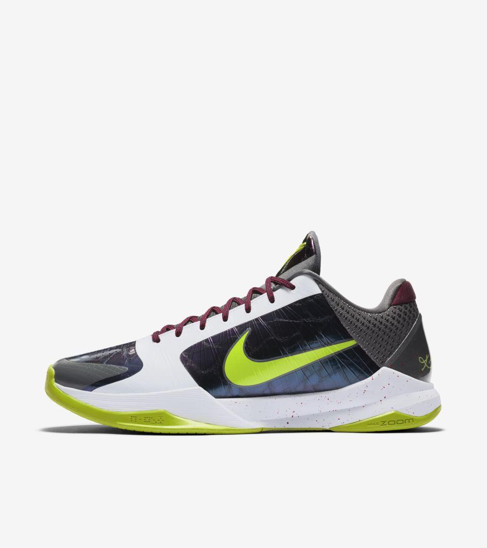 Kobe V Protro 'Chaos' Release Date. Nike SNKRS IN