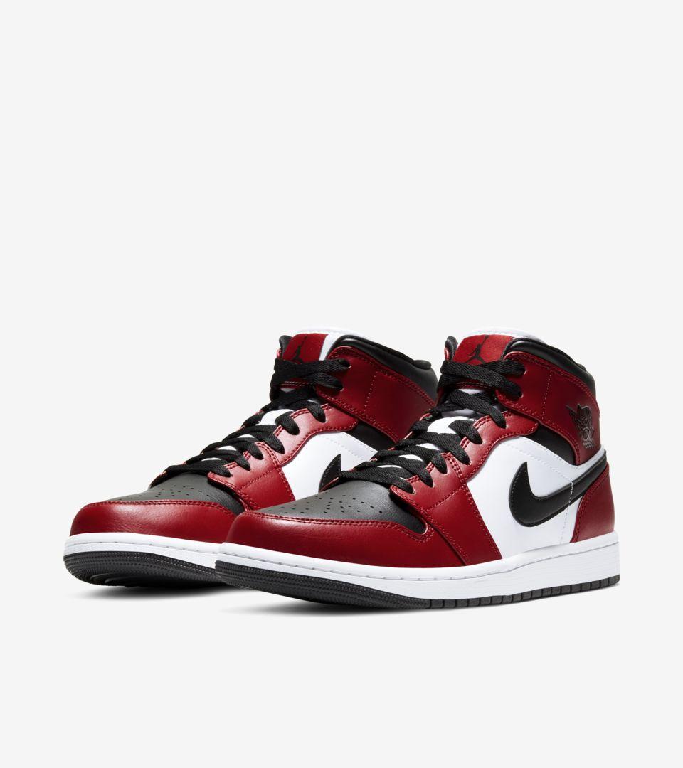 Air Jordan 1 Mid 'Gym Red' Release Date