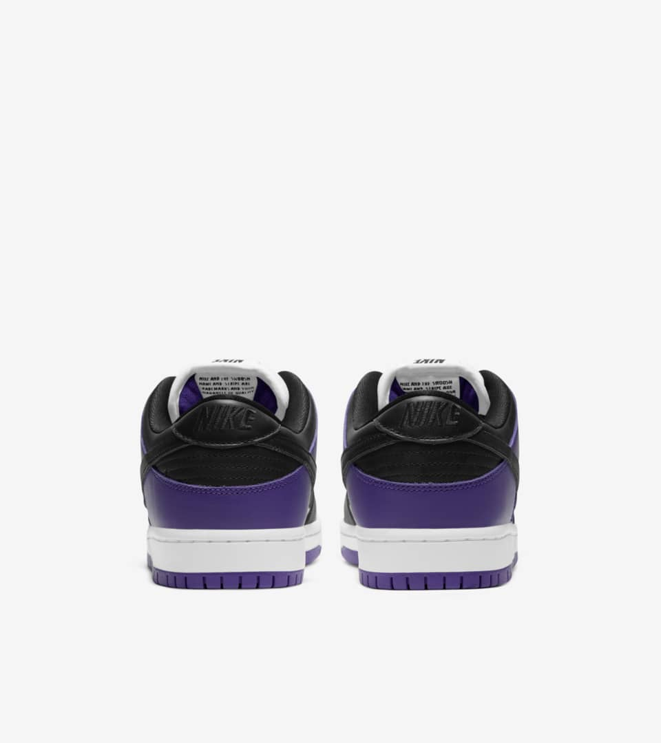 SB Dunk Low Pro 'Court Purple' Release Date. Nike SNKRS CA