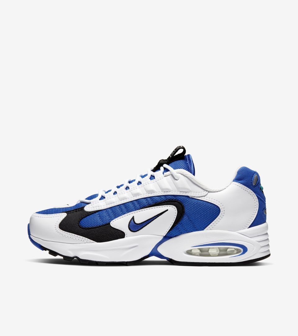Air Max Triax 96 'Varsity Royal' Release Date. Nike SNKRS ID
