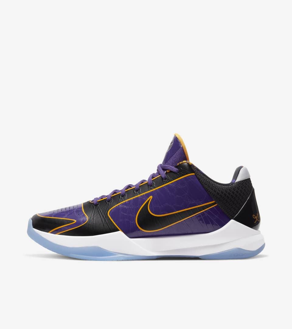 Kobe V Protro '5x Champ' Release Date. Nike SNKRS IN