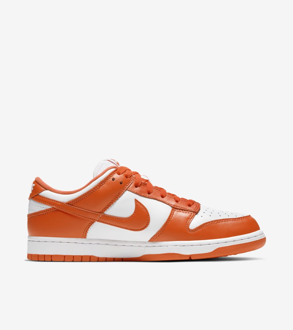 nike orange