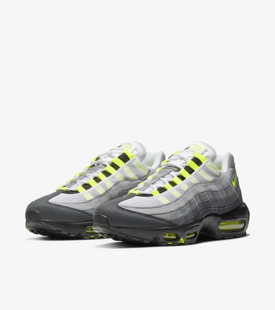 Air Max 95 OG 'Neon Yellow' Release Date. Nike SNKRS MY