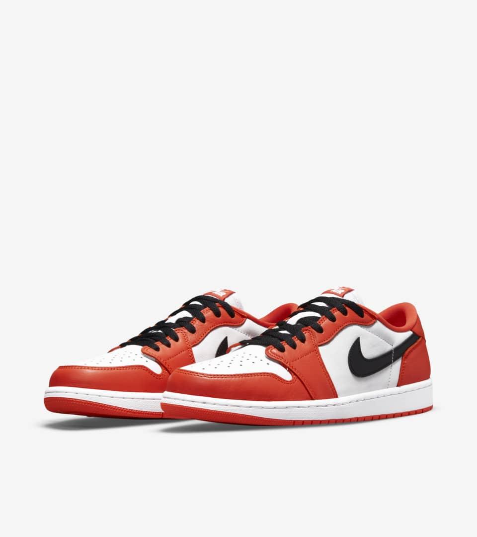 Air Jordan 1 Low 'Starfish' Release Date. Nike SNKRS
