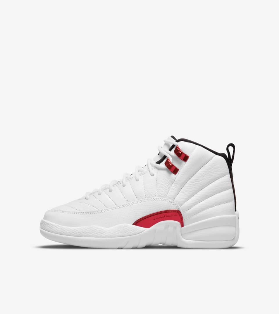 Air Jordan 12 'Red Metallic' Release Date. Nike SNKRS ZA