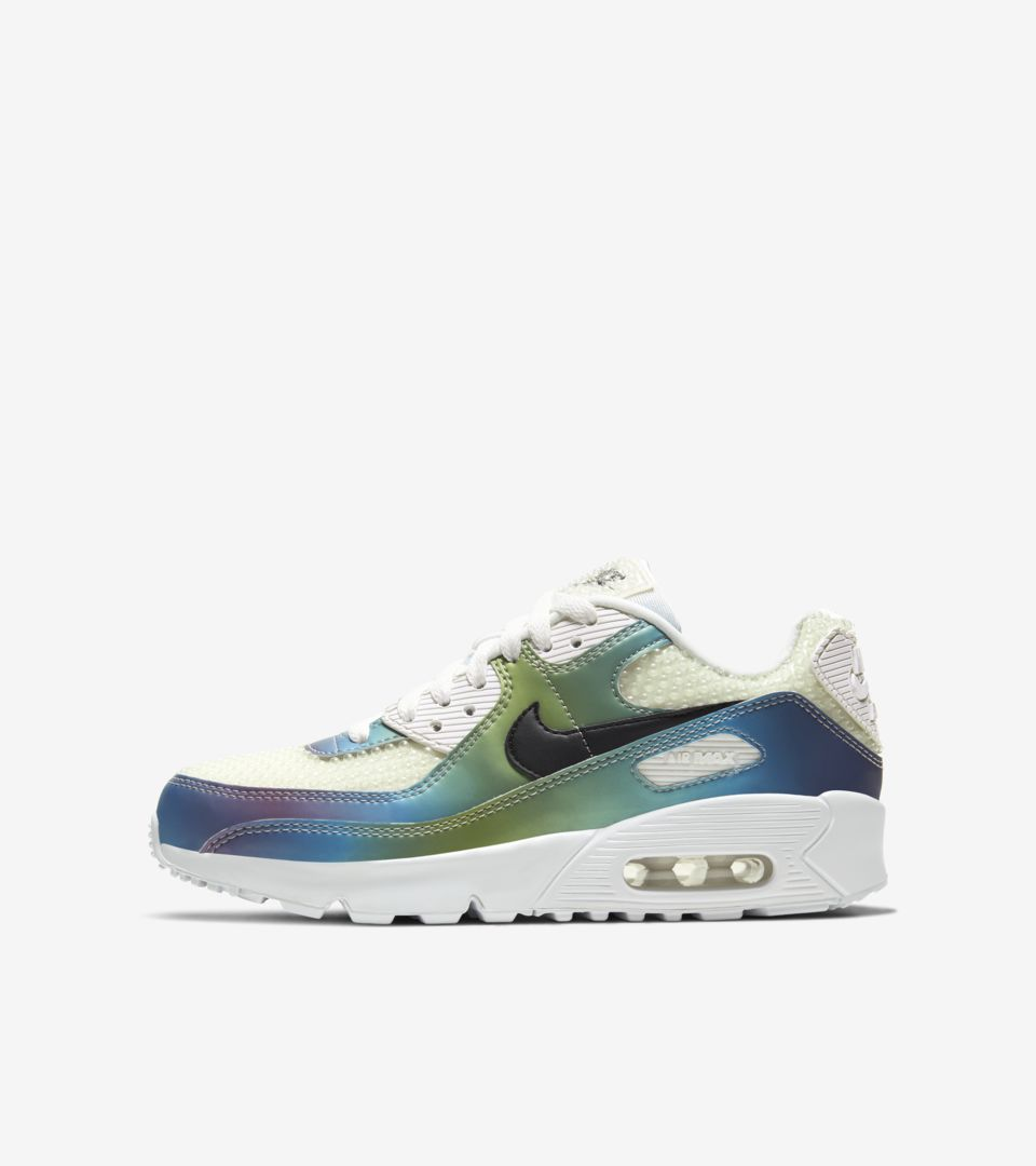 Older Kids' Air Max 90 20 'Bubble Pack' Release Date. Nike SNKRS IN