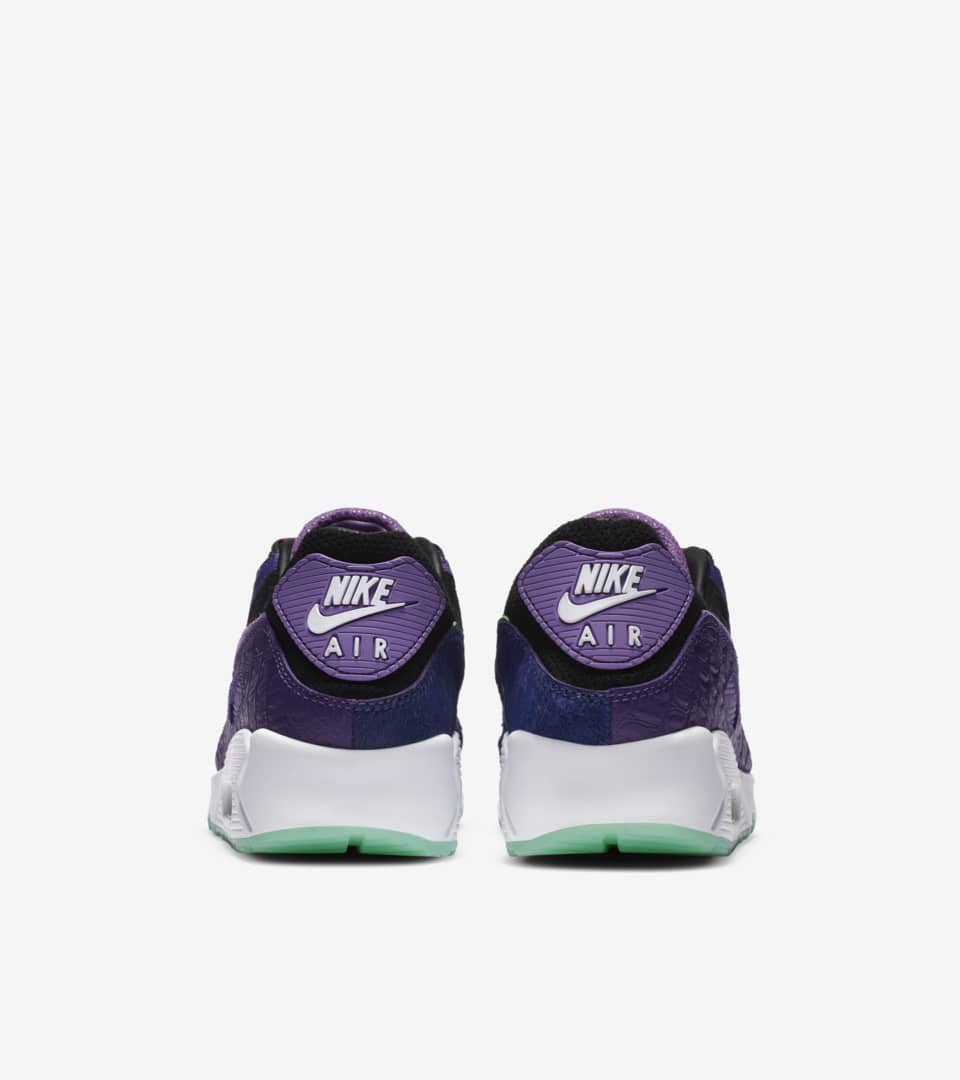 Air Max 90 'Violet Blend' Release Date. Nike SNKRS