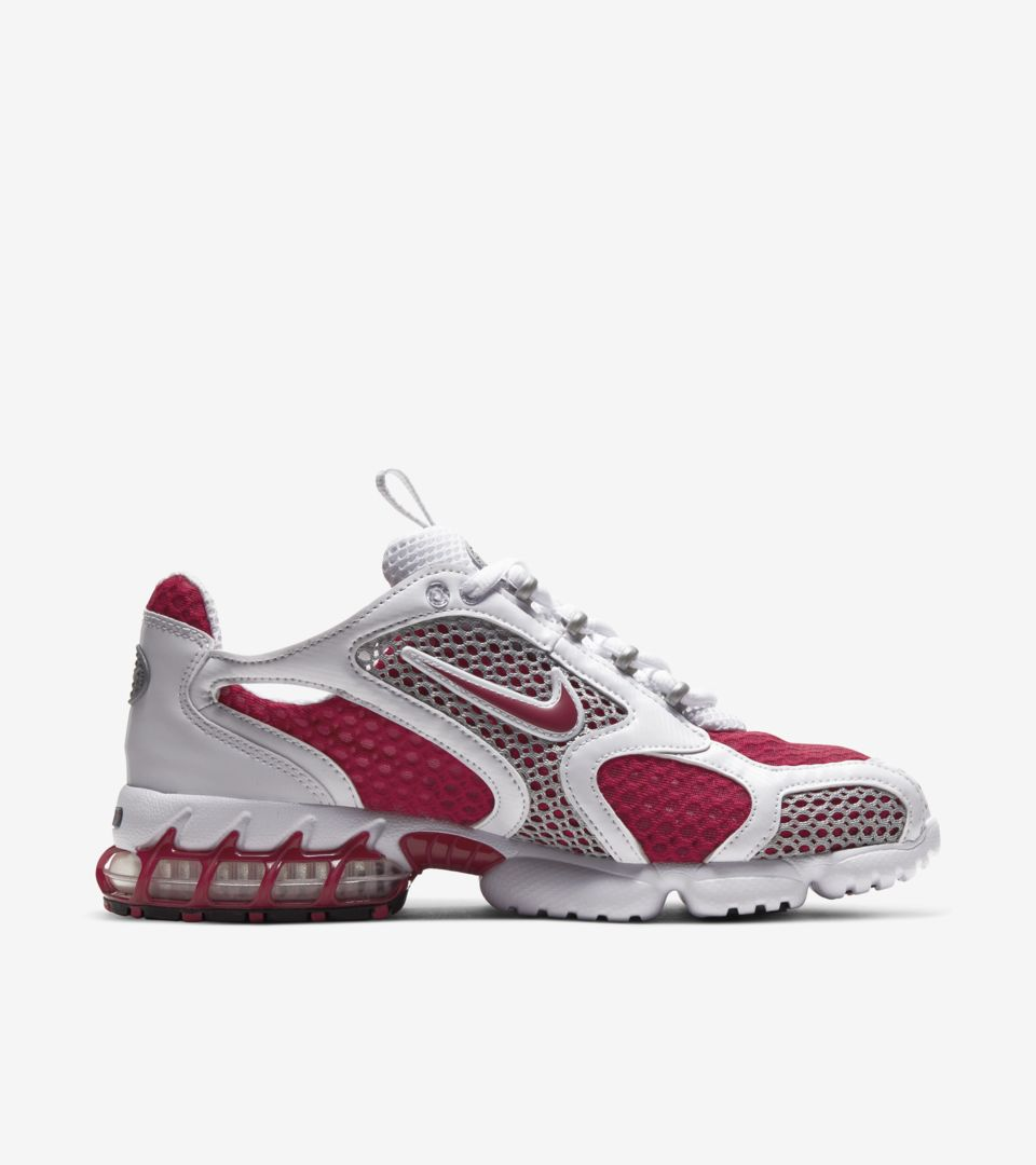 Women's Air Zoom Spiridon Cage 2 'Cardinal Red' Release Date. Nike ...