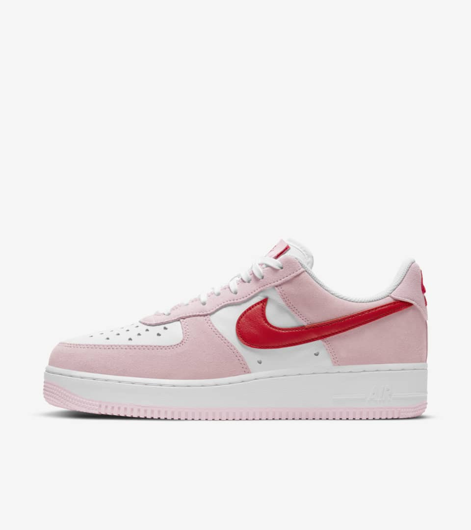 Air Force 1 '07 'Valentine's Day' Release Date. Nike SNKRS SG