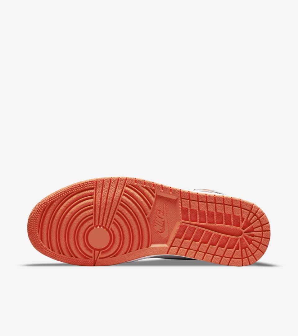 Air Jordan 1 'Electro Orange' Release Date. Nike SNKRS