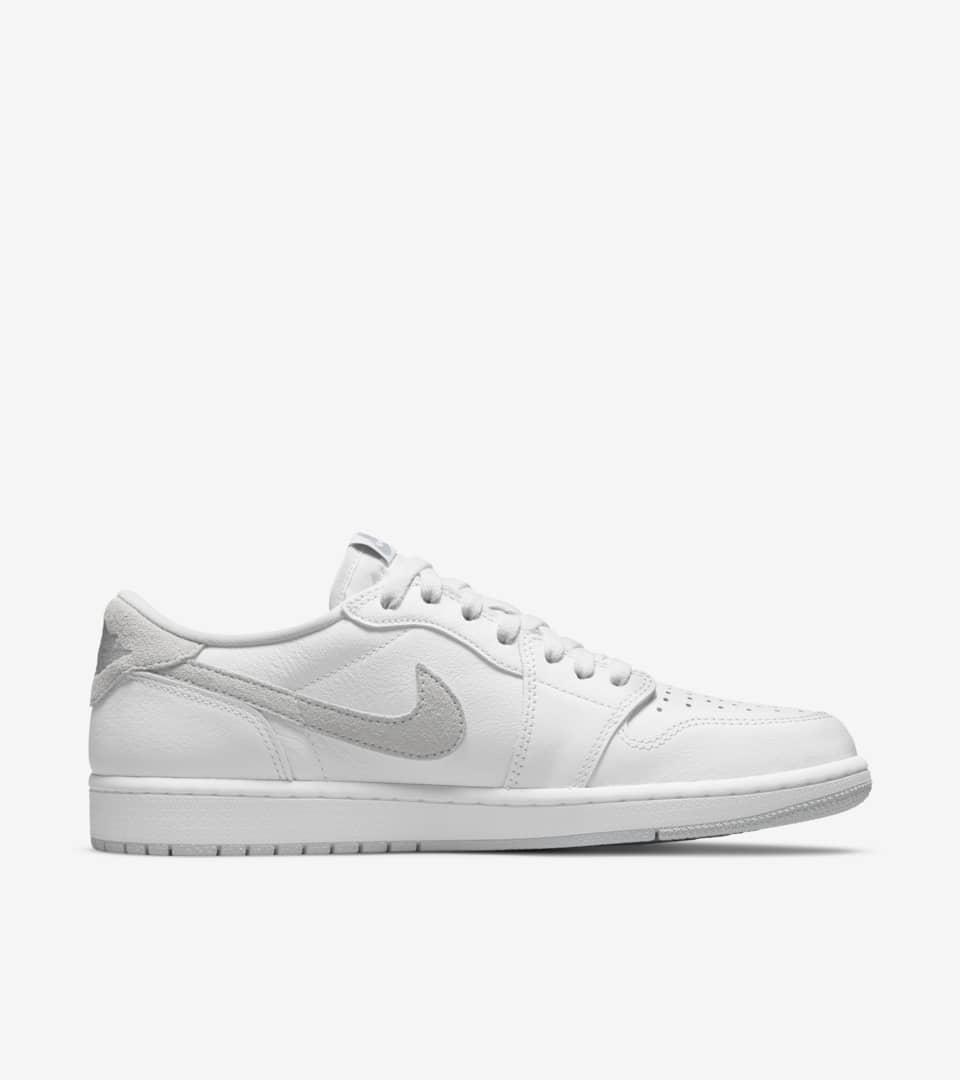 Air Jordan 1 Low OG 'Neutral Grey' Release Date. Nike SNKRS SG
