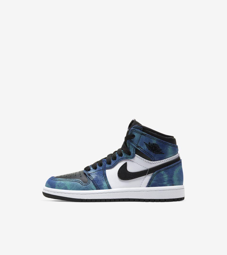 Women's Air Jordan 1 'Tie-Dye' Release Date. Nike SNKRS