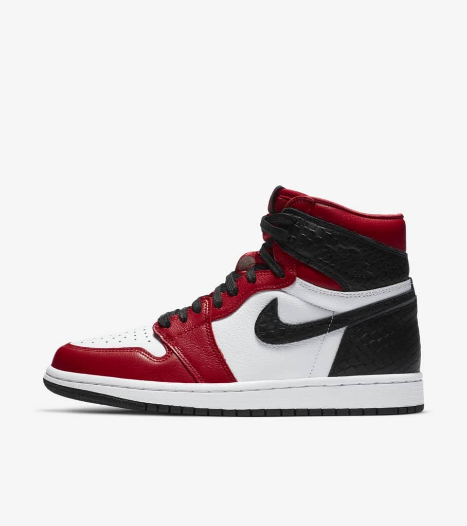 Women's Air Jordan 1 High OG 'Satin Red
