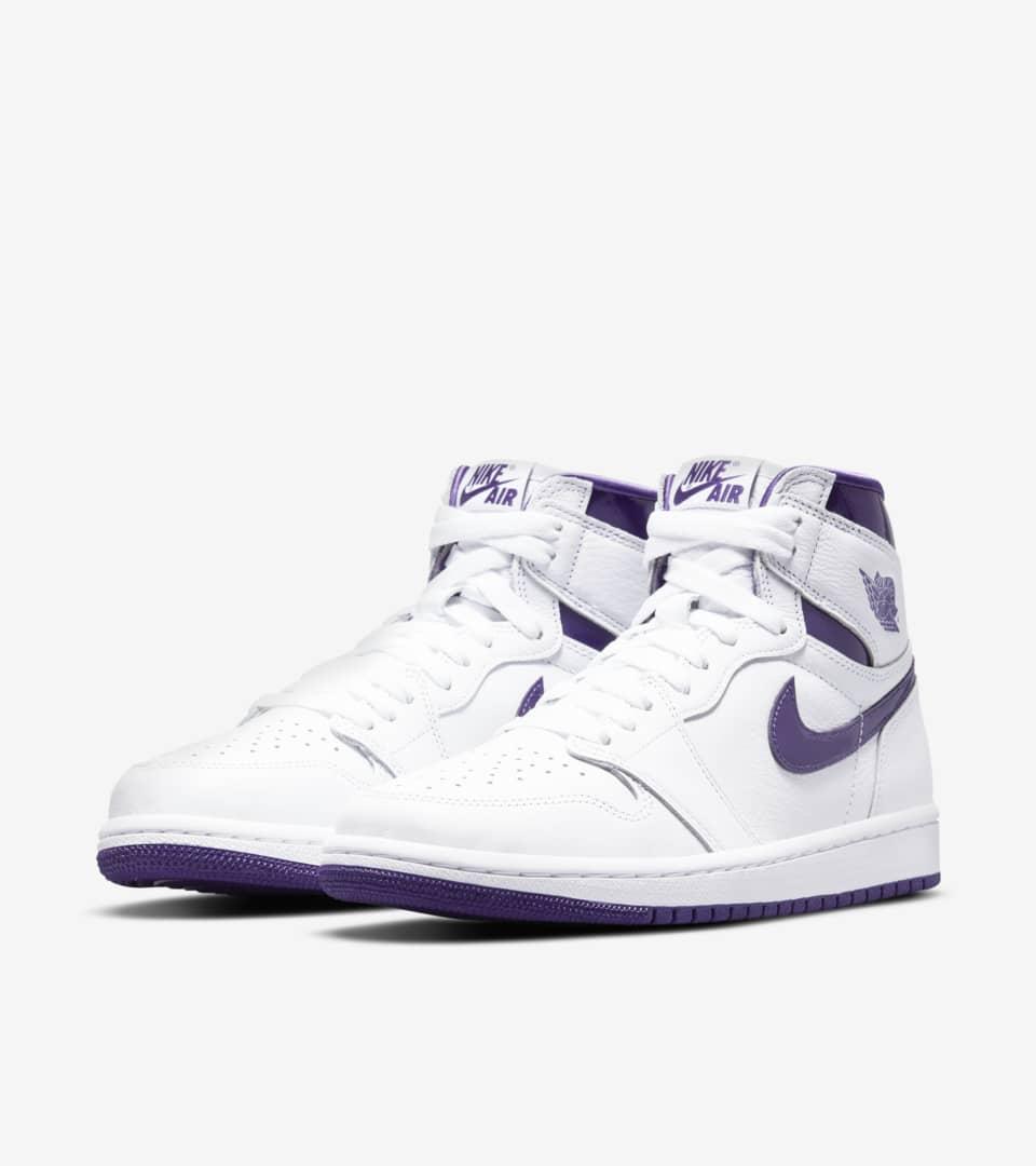 Women's Air Jordan 1 'Court Purple' Release Date. Nike SNKRS