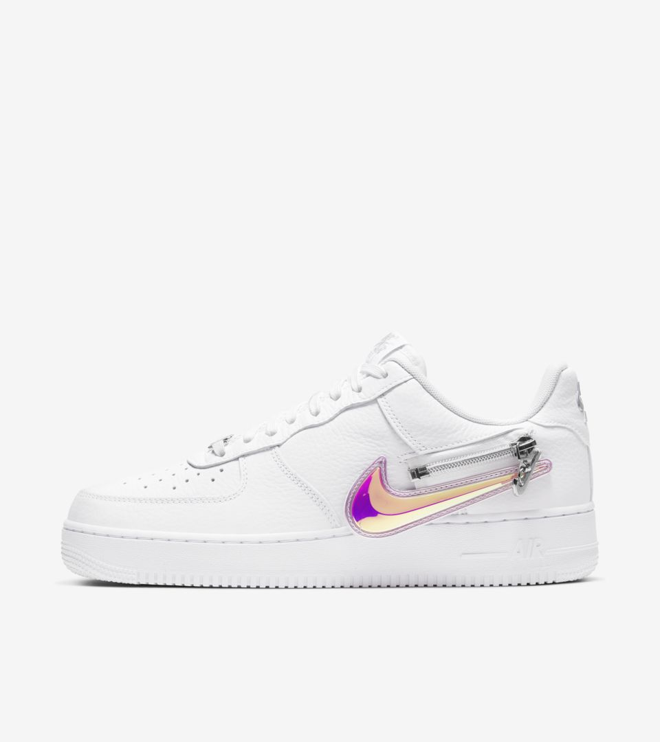 Air Force 1 'White Zip' Release Date