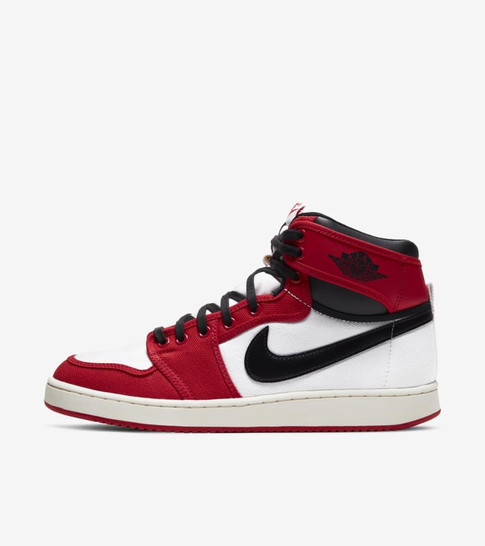Air Jordan 1 KO 'Chicago' Release Date. Nike SNKRS IN