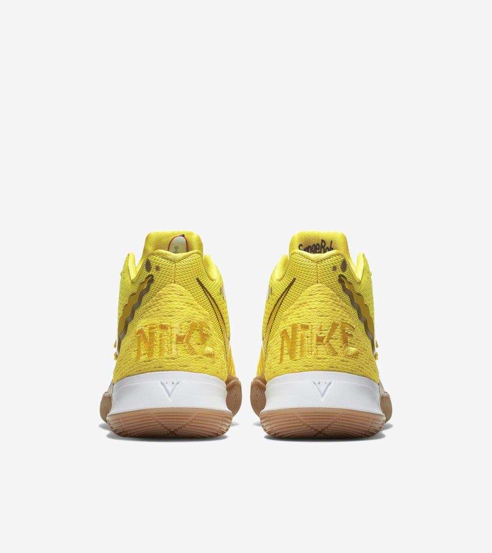 Kyrie 5 'Spongebob Squarepants' Release Date. Nike SNKRS