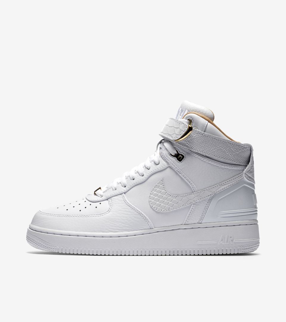 Nike Air Force 1 Just Don Release Date Nike Snkrs