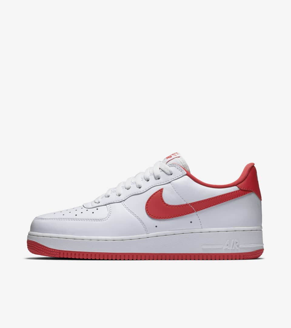 Nike Air Force 1 Low Retro 'White & Game Royal' Release Date. Nike ...