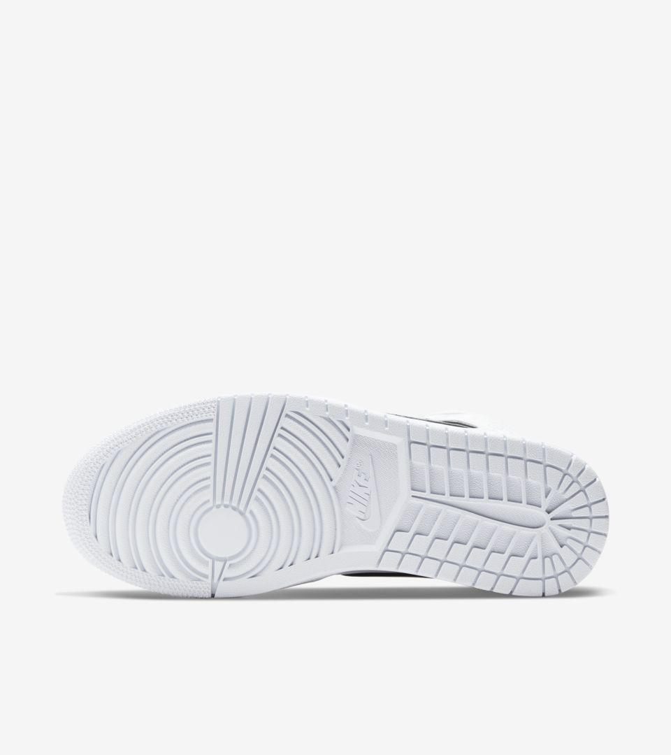 Women's Air Jordan 1 Mid 'White Lightning' Release Date. Nike SNKRS SG
