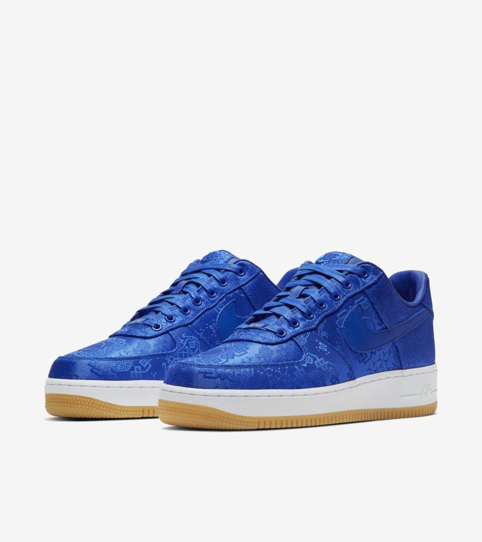 Nike x CLOT Air Force 1 Premium