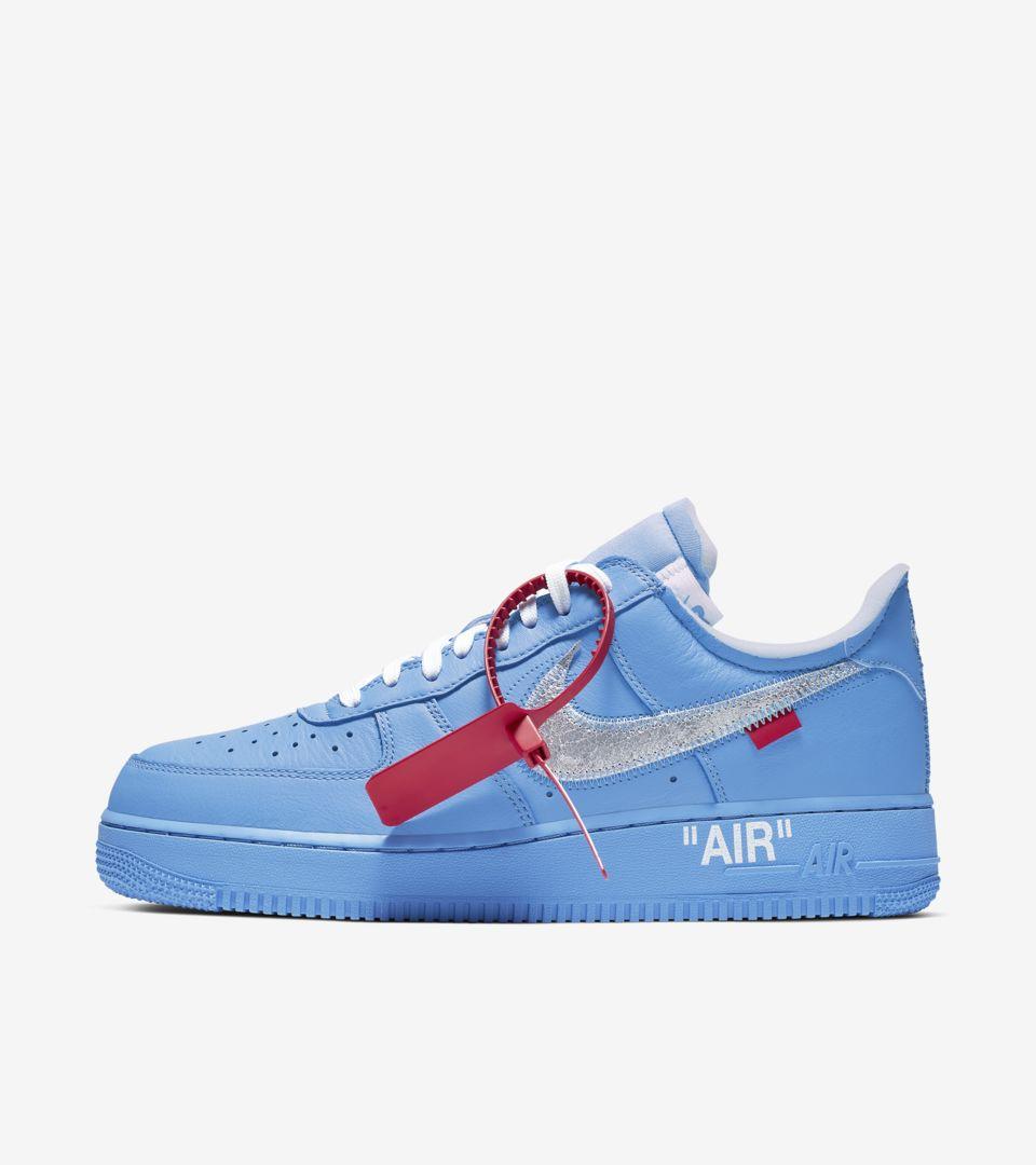 Nike x Off-White™ Air Force 1 '07