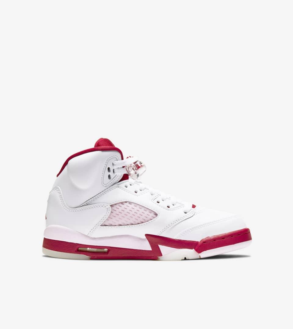 Kids Jordan 5 'Pink Foam' Release Date