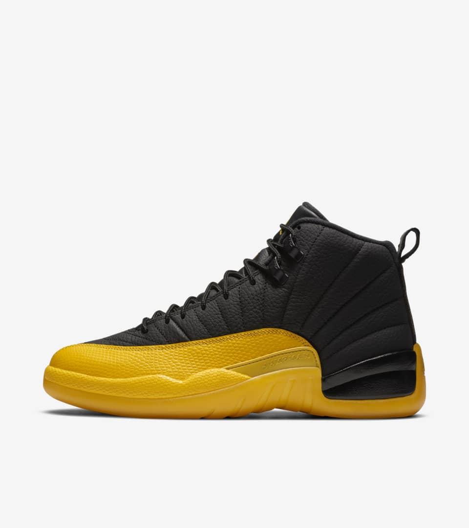 Air Jordan 12 University Gold Release Date Nike Snkrs