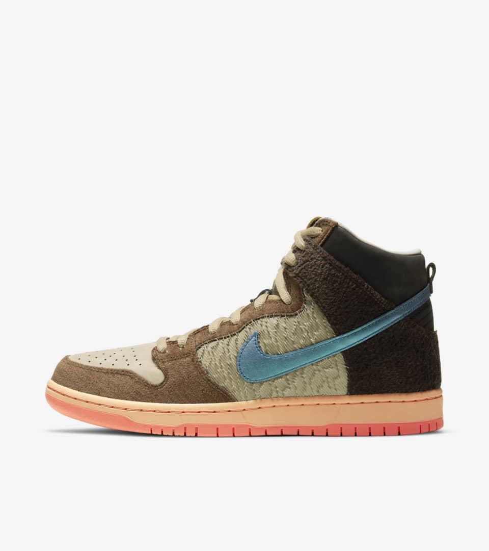 Nike SNKRS. Dates de lancement et