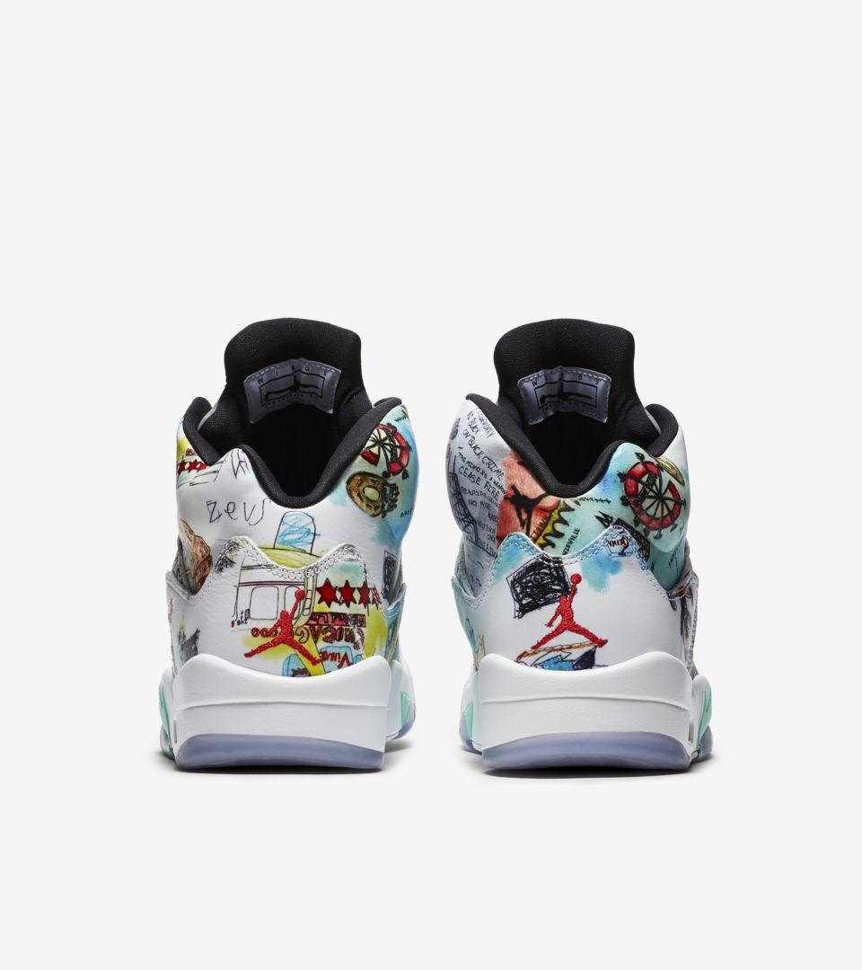 Air Jordan 5 'Wings' Release Date. Nike SNKRS