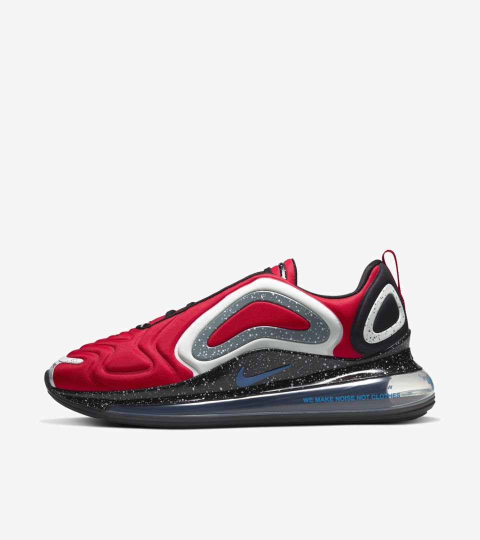 Air Max 720 Undercover 'University Red/Blue Jay' Release Date ...