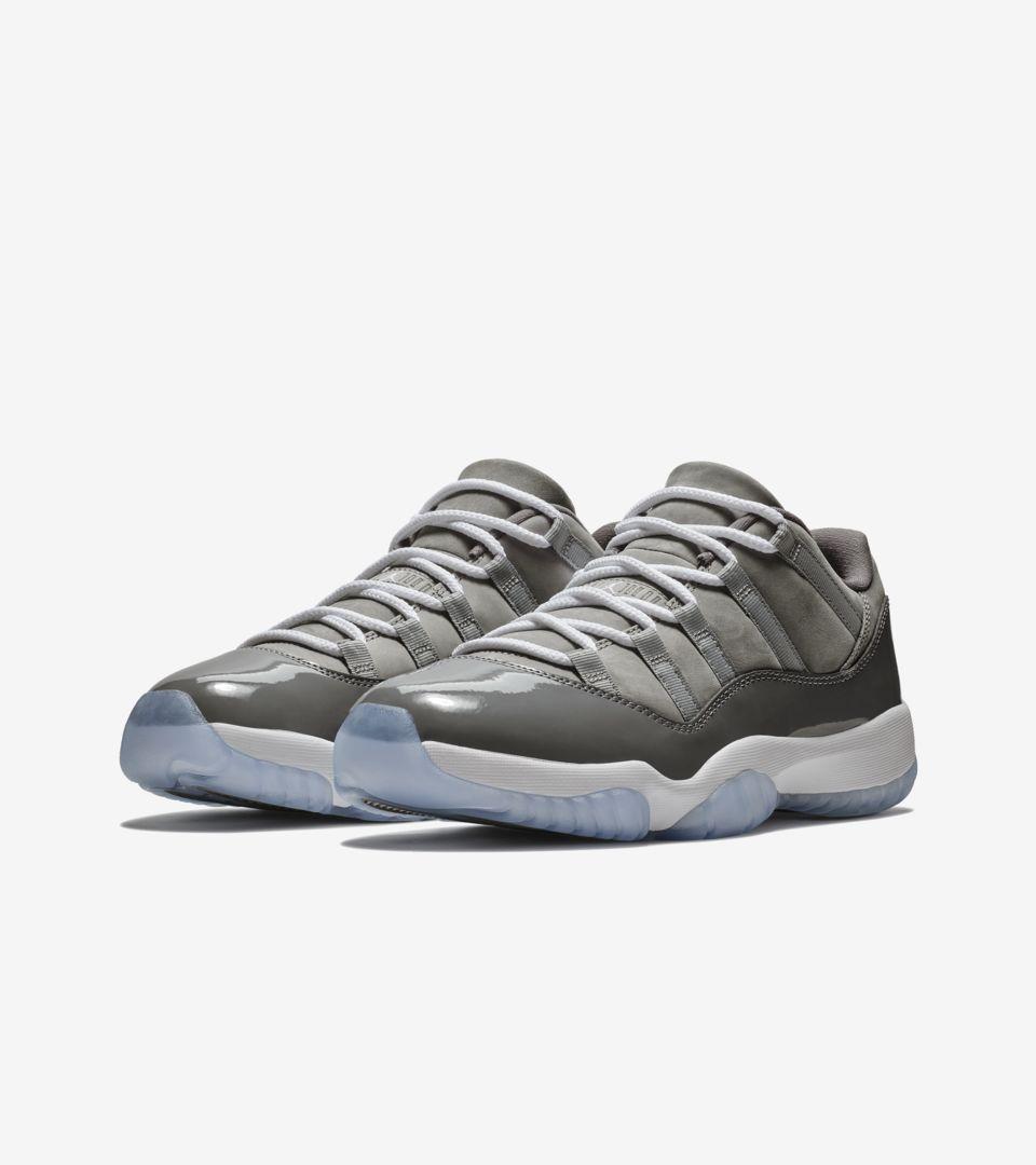 Air Jordan 11 Low 'Cool Grey' Release Date. Nike SNKRS