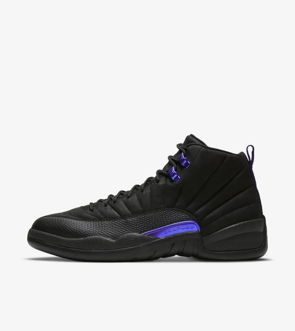 "Air Jordan 12 ""Black Concord"" — дата"
