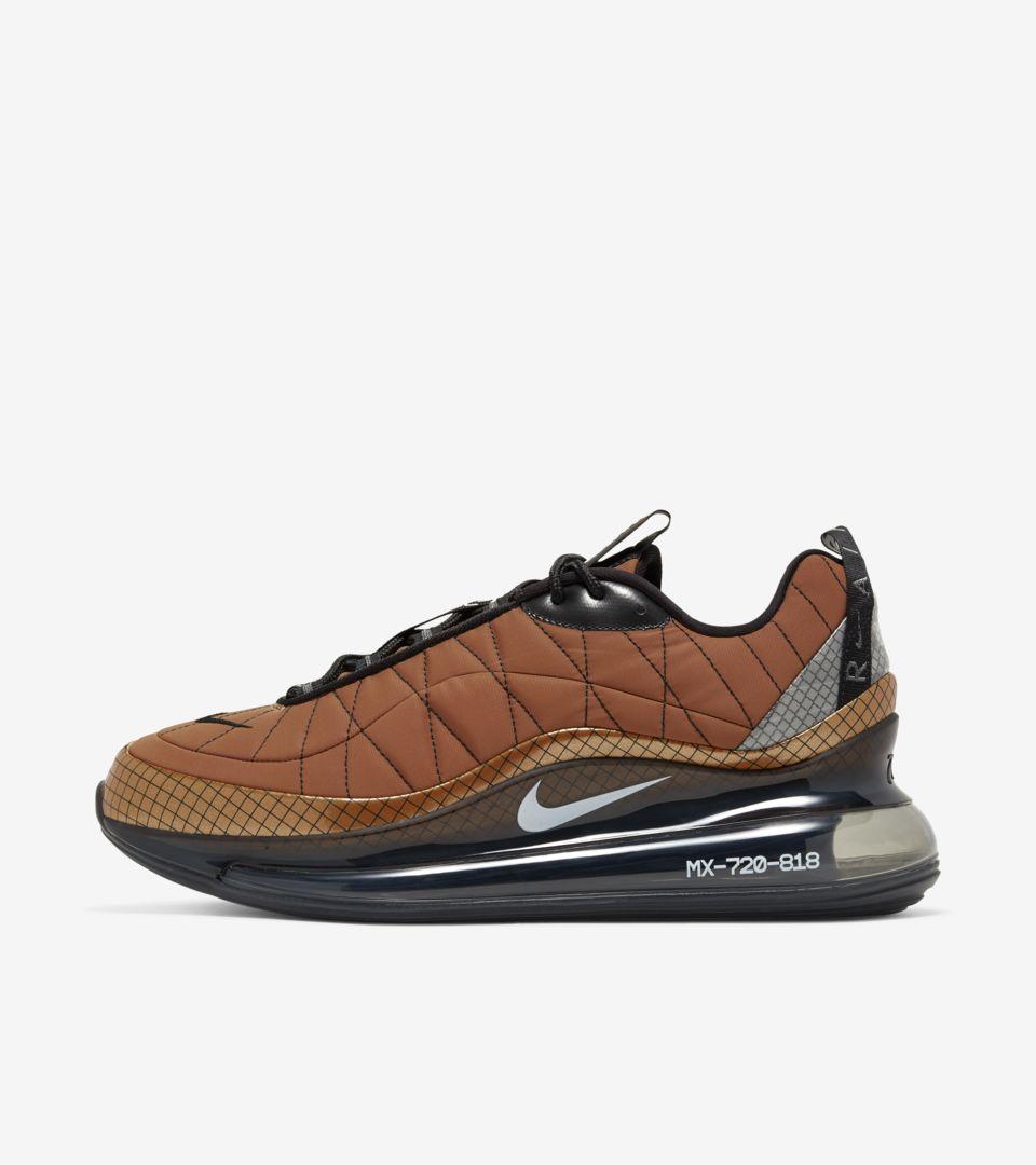 Air Max 720-818 'Metallic Copper' Release Date. Nike SNKRS IN