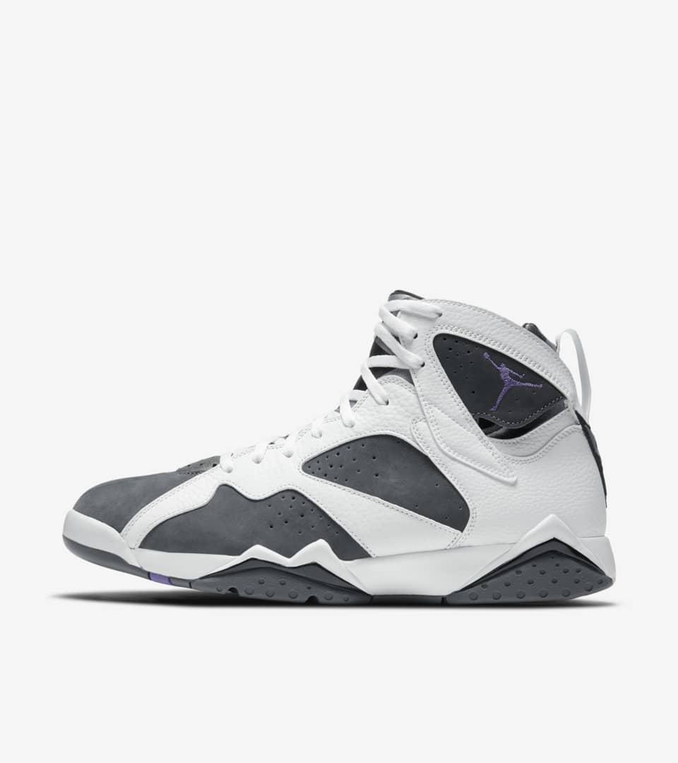 Air Jordan 7 'Flint' Release Date. Nike SNKRS IN