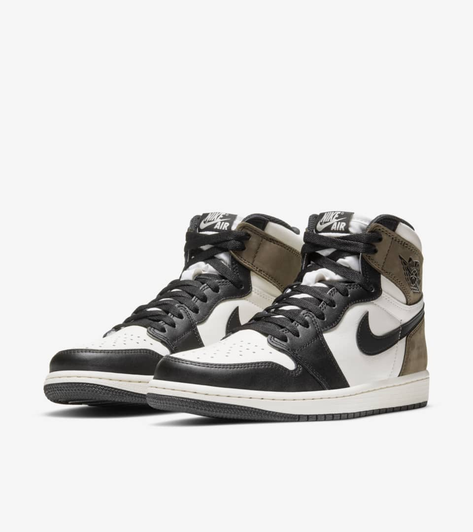Air Jordan 1 'Dark Mocha' Release Date. Nike SNKRS ID