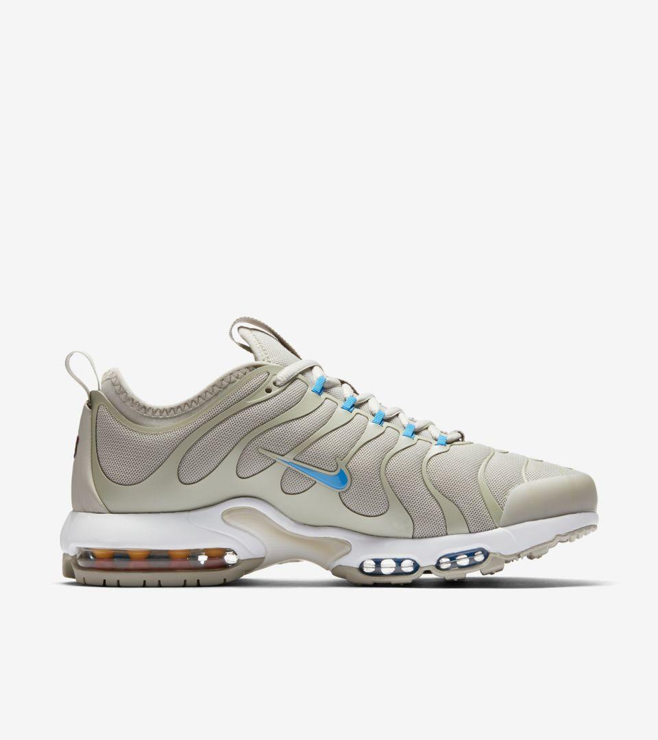 Nike Air Max Plus Tn Ultra 'White & Pale Grey' Release Date ...